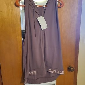 Girl Almighty Exercise Vest